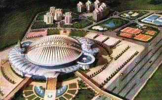 Guangzhou New Stadium Exhibition Center