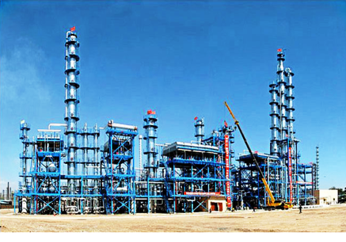 Datianchi Gas Field--Sichuan