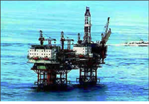 Liwan offshore Gas Field