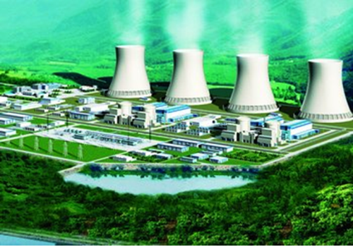 Hongyanhe Nuclear Power Plant--Liaoning